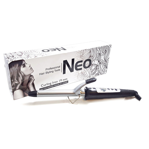 19MM Digital Curling Iron