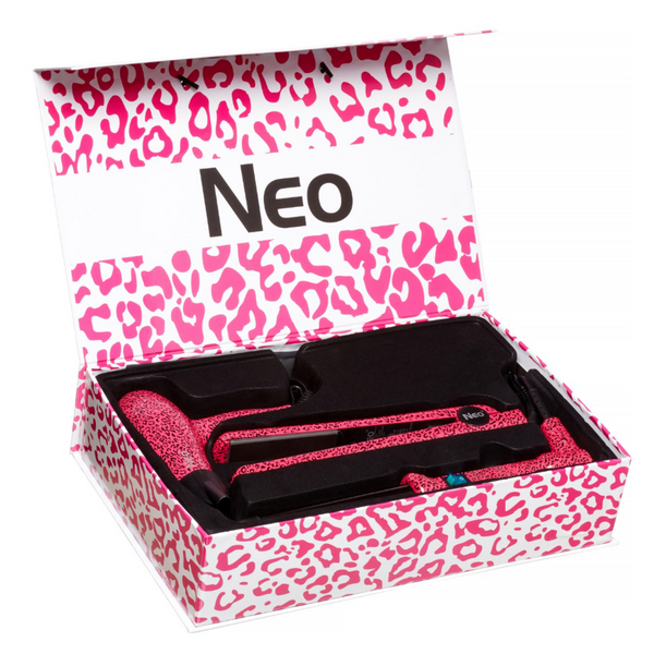 Pink Leopard Full Set w/Mini Dryer | Set