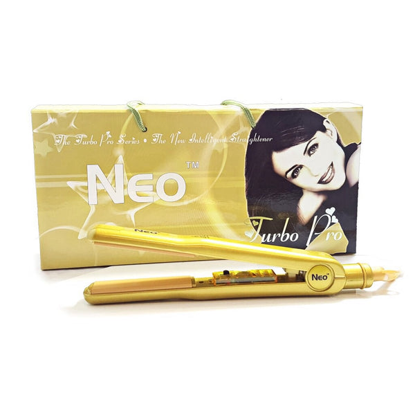 Gold Turbo Silk | Flat Iron