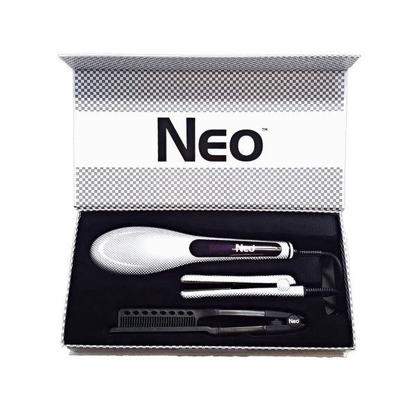White Pearl Headed Brush Set | Set