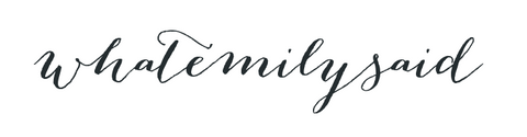 what emily said blog, indie beauty co brand ambassador, green beauty brand ambassador