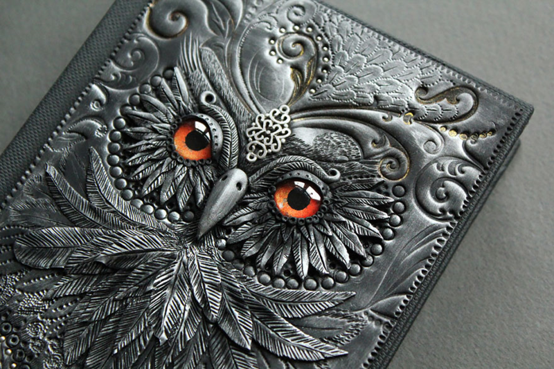 Sculptured Journals