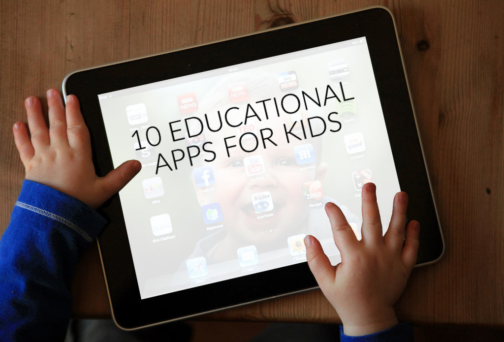 Get The Kids Excited About Reading With These Apps