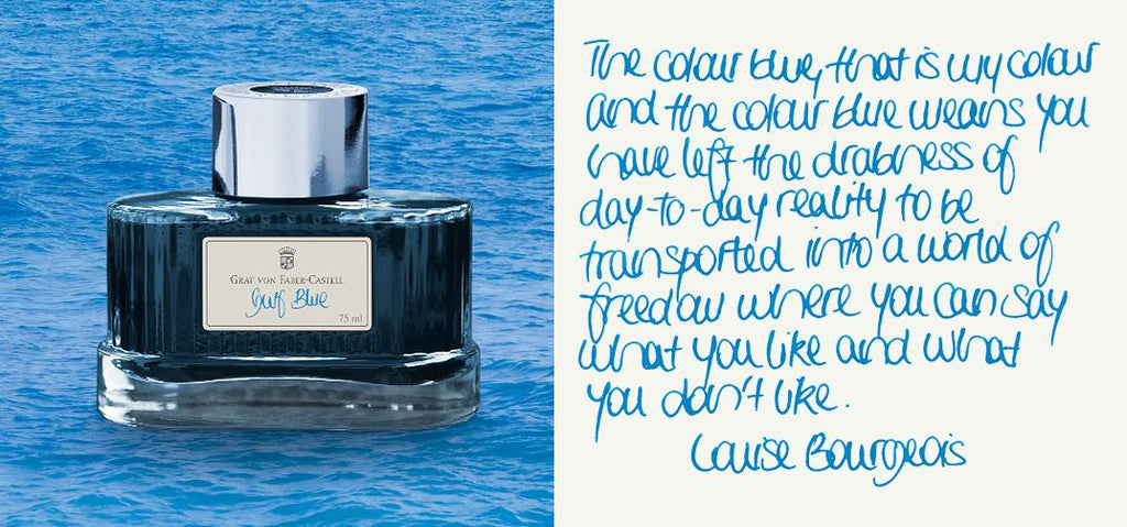 Faber Castell Ink Gulf Blue