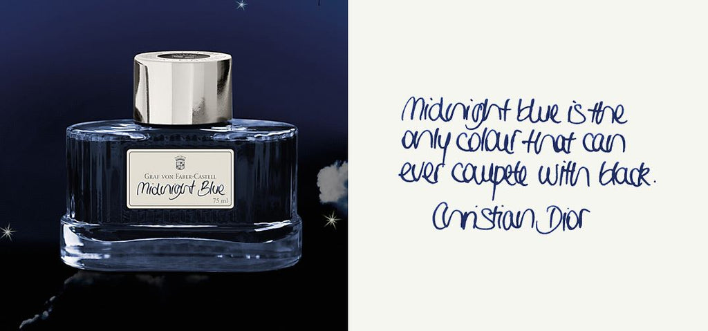 Faber Castell Ink Midnight Blue