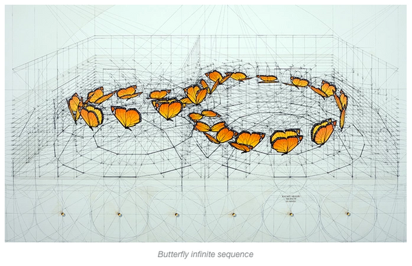 A Designer S Dream A Golden Ratio Coloring Book Jenni Bick