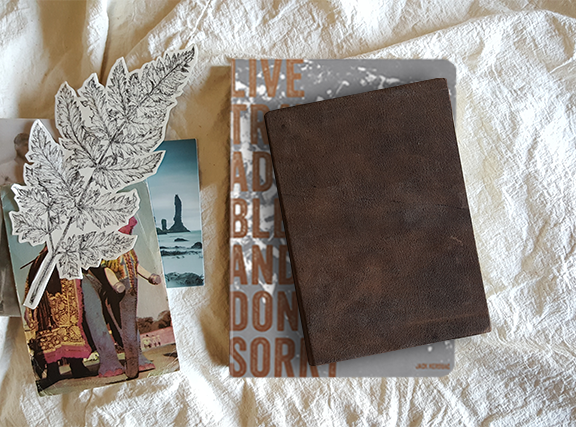 Leather Travel Journals Graduation Gifts