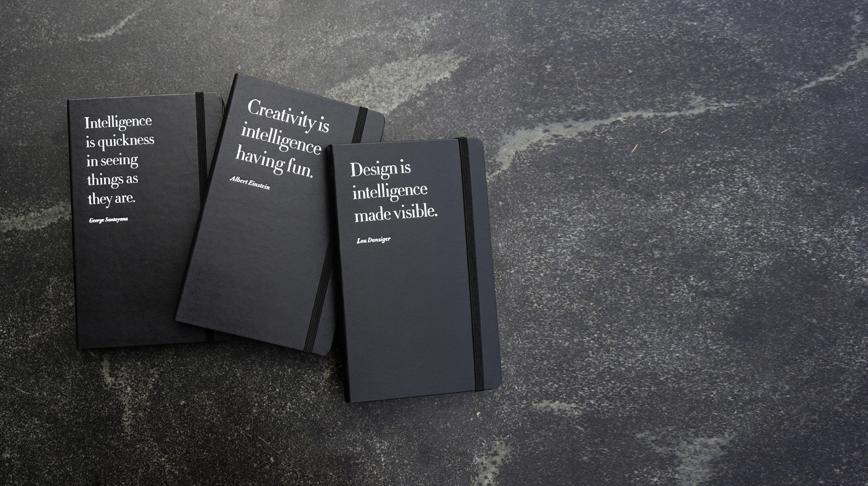 Custom Moleskine Notebooks