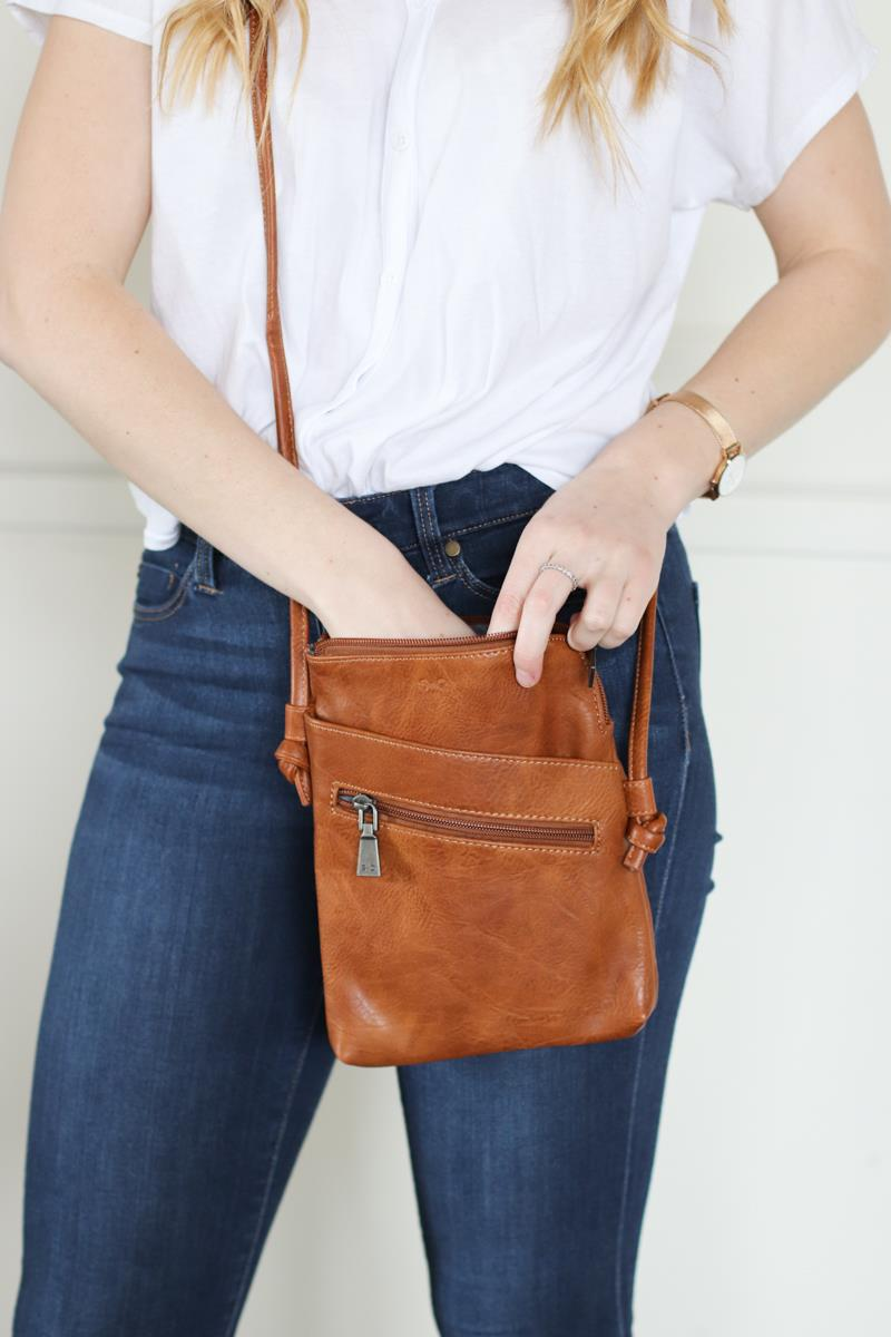 Hannah Crossbody Purse