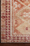 Layla Collection -  Natural / Spice Rug