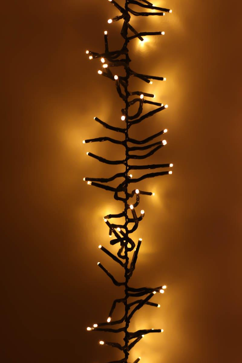 19.6' LED Cluster String Lights