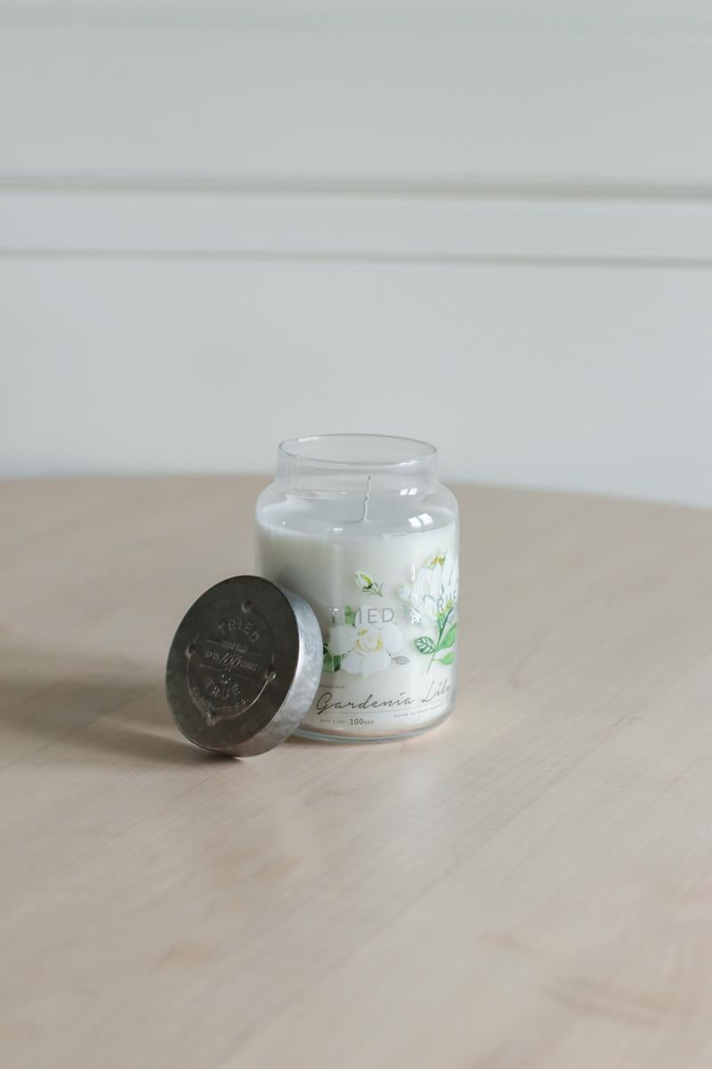 Gardenia Lily Candle
