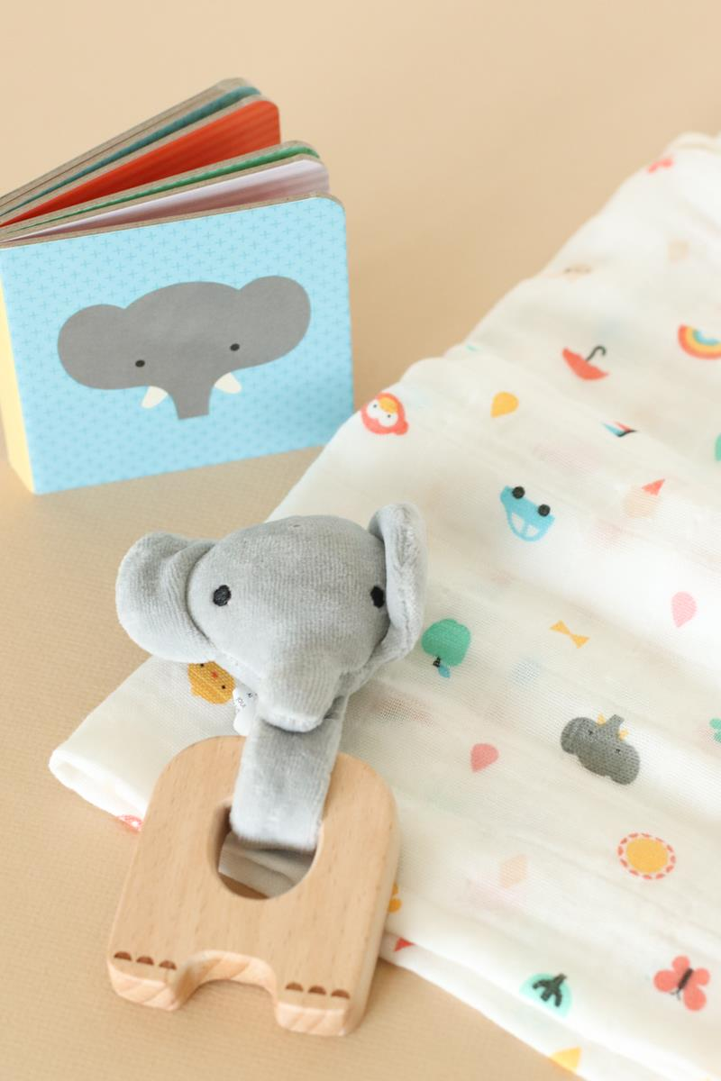 Little Elephant Baby Gift Set