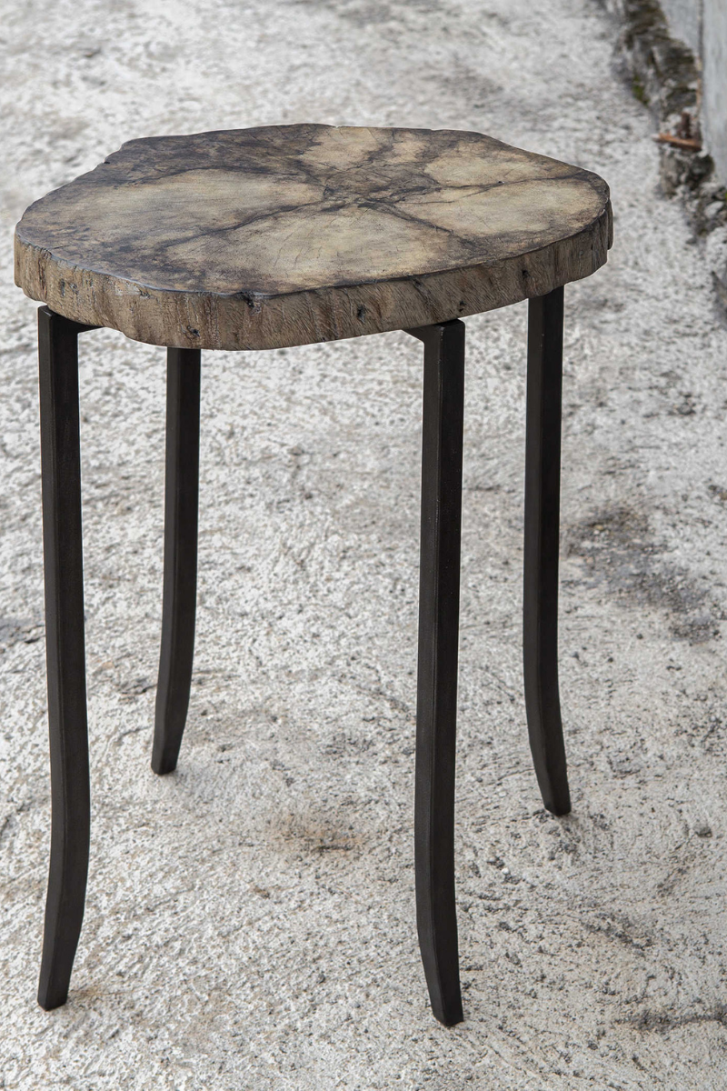 Stiles Accent Table