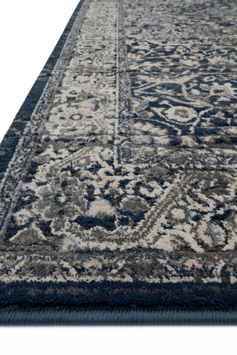 Everly Collection - Grey / Midnight Rug