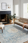 Jules Collection- Antique/Sky Rugs