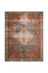 Layla Collection -  Ocean / Multi Rug