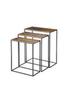 Coreene Gold Nesting Tables