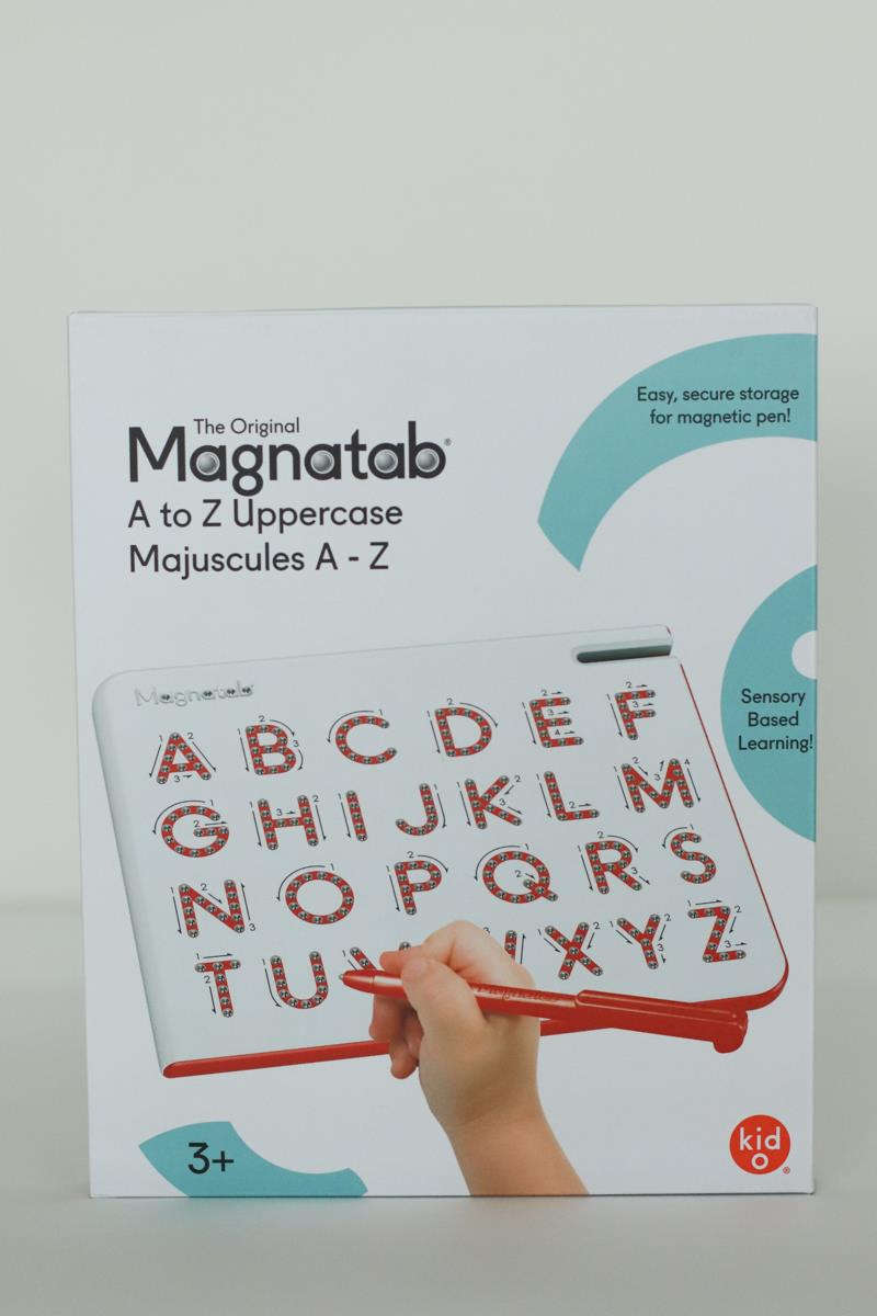 Learn to Write A-Z Uppercase