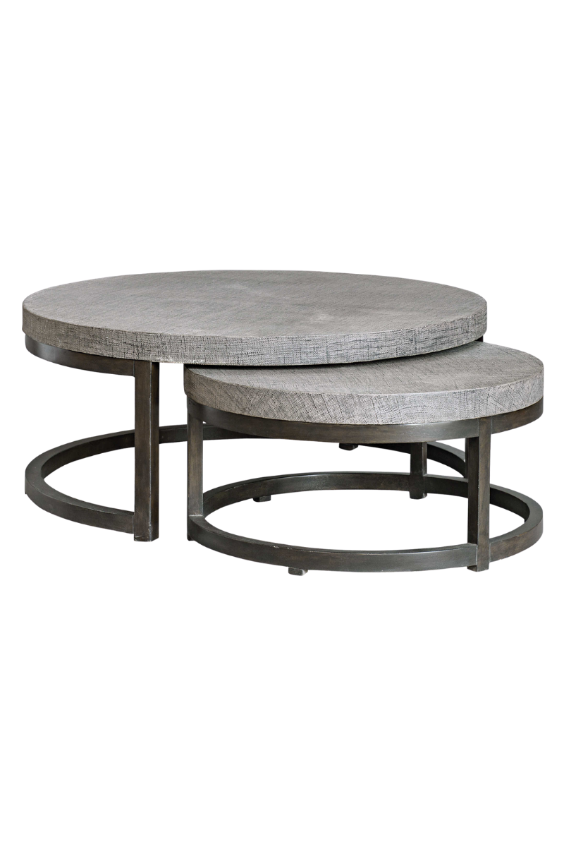 Aiyara Nesting Coffee Table