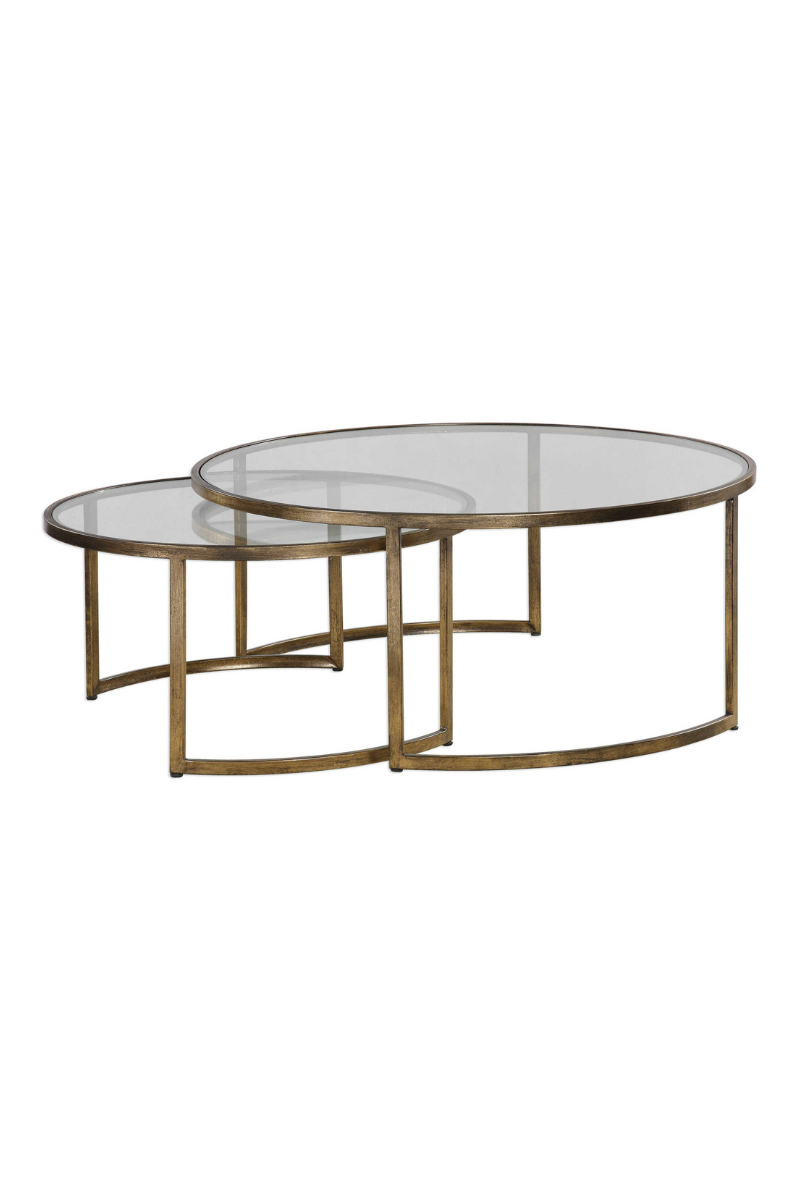Rhea Nesting Coffee Table