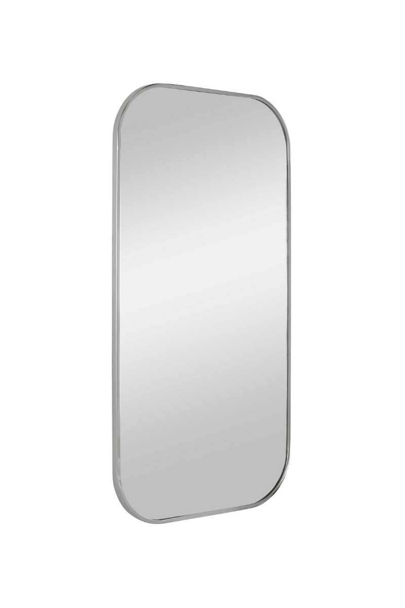 Taft Polished Nickel Mirror