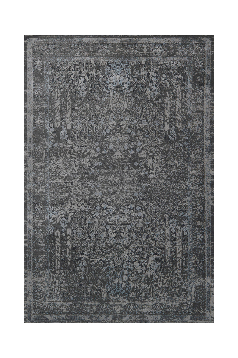 Everly Collection - Grey / Grey Rug