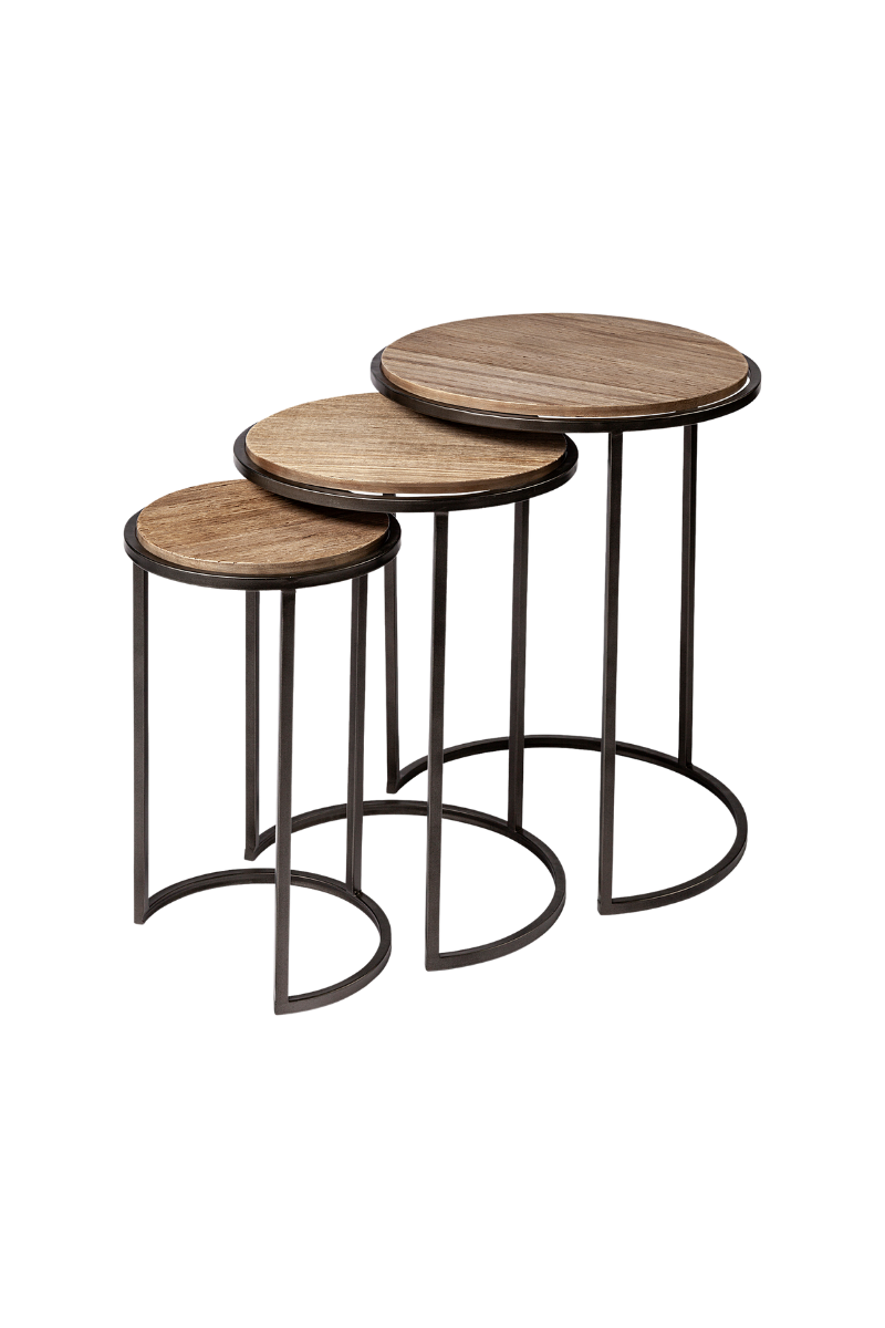 Glover Nesting Side Table