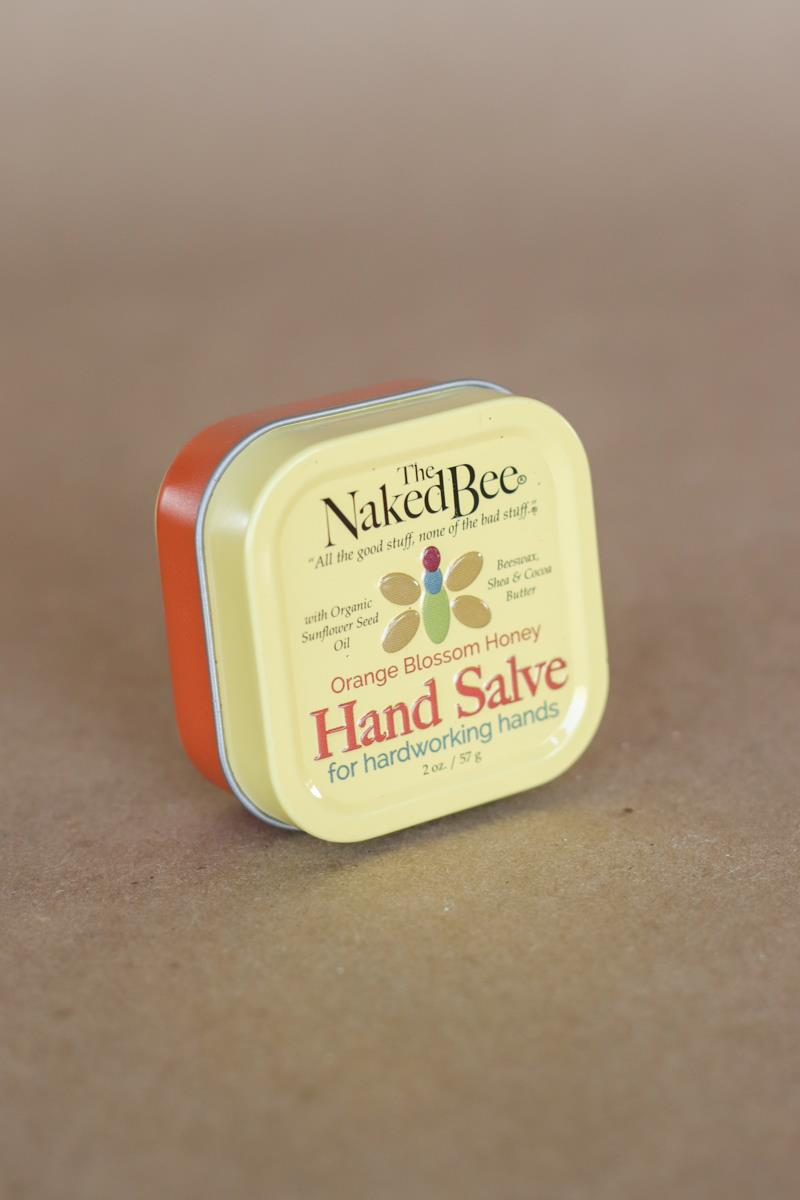 Orange Blossom Honey Hand Salve