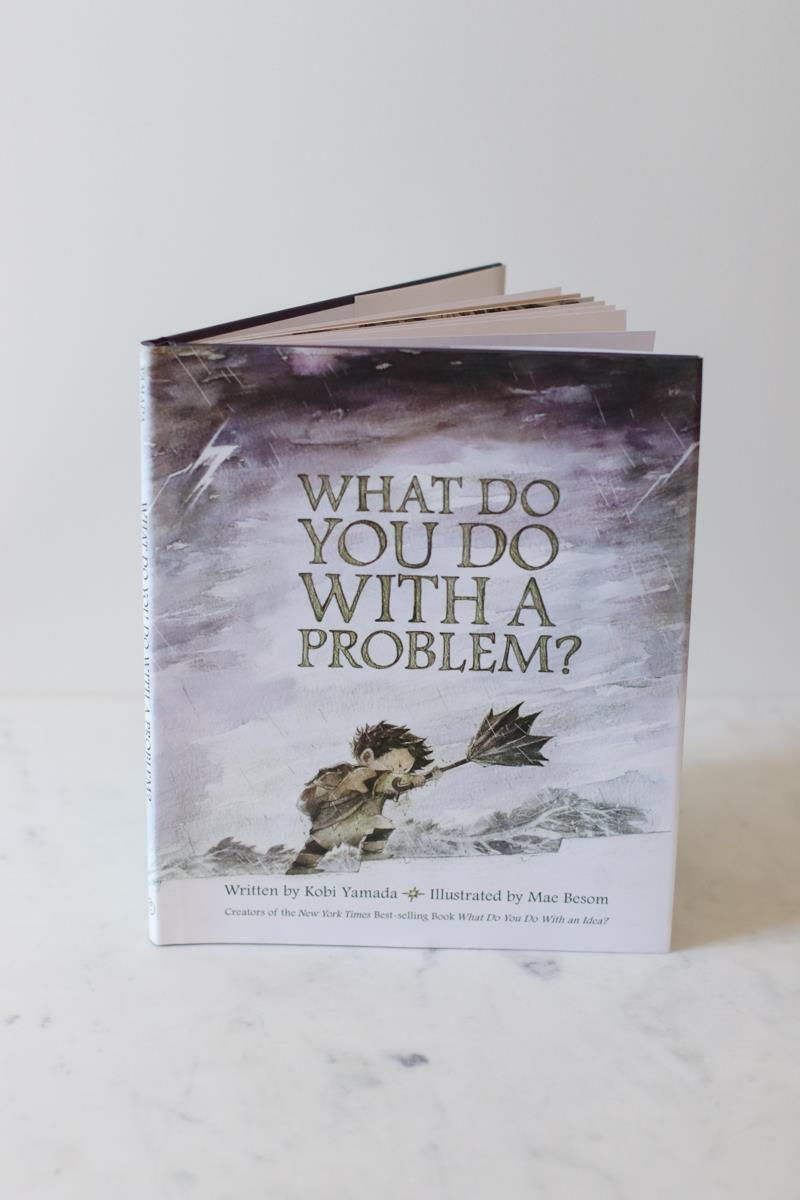 What to do with a problem? Book