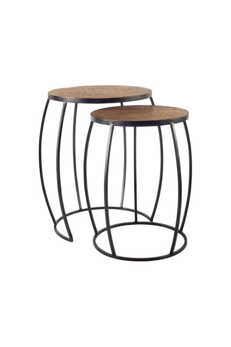 Clapp Nesting Tables