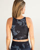 Black Fog Crop Top