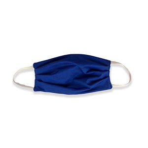 Blue Heather Face Mask
