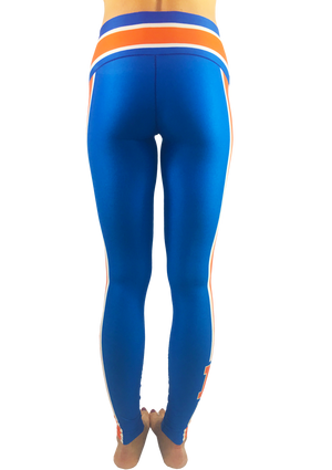 Orange Crush Yoga Pants   *FINAL SALE*