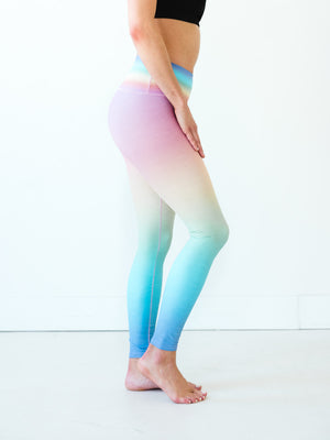 Rainbow Ombre Yoga Pants *FINAL SALE*