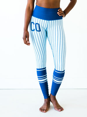 CO Baseball Yoga Pants