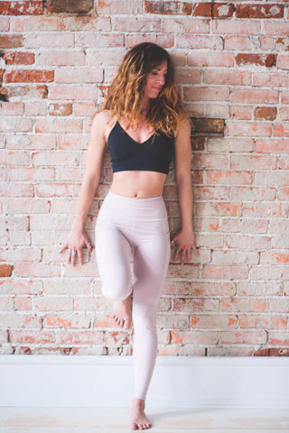 Blush Wander Pocket Yoga Pants