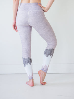 Blush Mountain Yoga Pants *FINAL SALE*