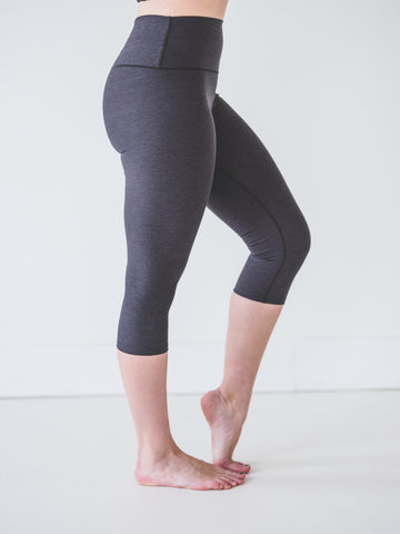 Coal Elevate Capris *FINAL SALE*