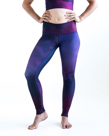Image of Amethyst Dreams Yoga Pants