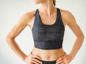 Winter Native Longline Sports Bra