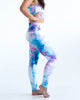 Cotton Candy Yoga Pants