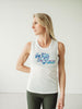 Go With the Flow Muscle Tank