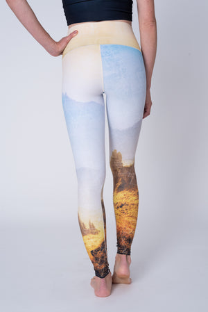 Golden Hour Yoga Pants