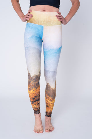 Image of Golden Hour Yoga Pants
