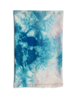 Cotton Candy Tie Dye Neck Gaiter