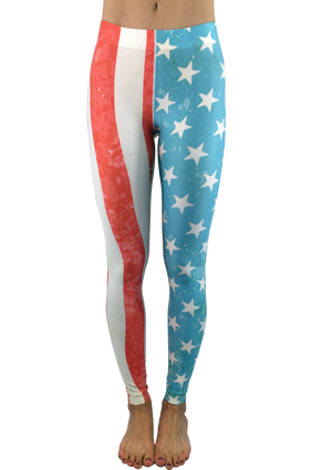 'Merica Special Edition Leggings