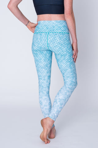 Image of Mermaid Dreams Yoga Pants *FINAL SALE*
