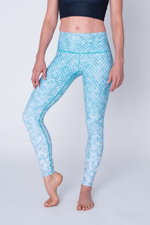 Mermaid Dreams Yoga Pants