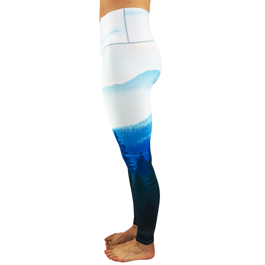 Mountain Mist Yoga Pants